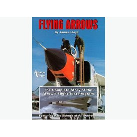 AVVID DVD Flying Arrows:Story of the Arrow's Flight Test Program