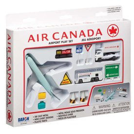 Daron WWT Air Canada Airport Playset 2005 livery