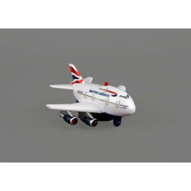 Daron WWT British Airways B747 Pullback W/Light & Sound