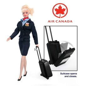 Daron WWT Air Canada Flight Attendant Doll