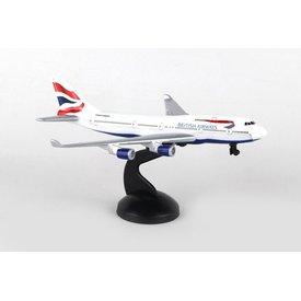 Daron WWT British Airways B747-400 Single Plane