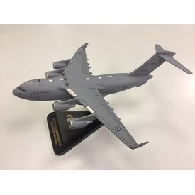 Flightline CC177 Globemaster III C17 RCAF 177701 Mahogany w/stand
