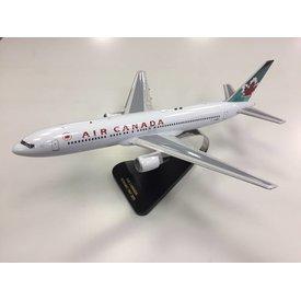 Flightline B767-300ER Air Canada NC04 Mahogany w/stand