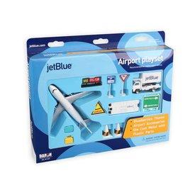 Daron WWT Jetblue Airport Play Set
