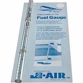 FUELHAWK Fuel Gauge C172/19gal