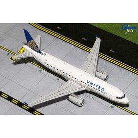Gemini Jets A320 UNITED NC10 N404UA 1:200