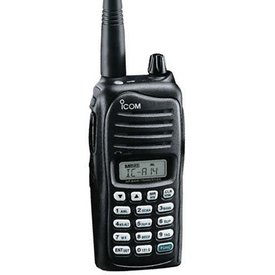 Icom IC-A14 21 Transceiver VHF Full Keypad Li Battery