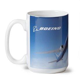 The Boeing Store 777 Sky Mug