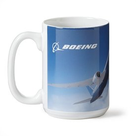 The Boeing Store 787 Dreamliner Sky Mug