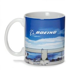 The Boeing Store Everett Factory Mug