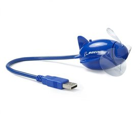 The Boeing Store Airplane USB Fan