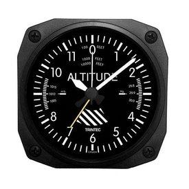 Trintec Industries Classic Altimeter Alarm Clock