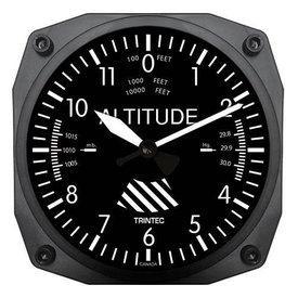 Trintec Industries Classic Altimeter Clock