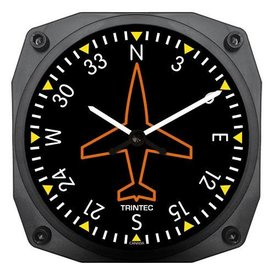 Trintec Industries Classic Directional Gyro Clock