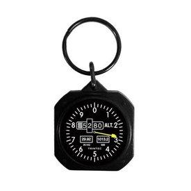 "Trintec Industries 1.5"" Classic Altimeter Keychain"