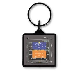 "Trintec Industries 1.5"" Square EFIS Keychain"