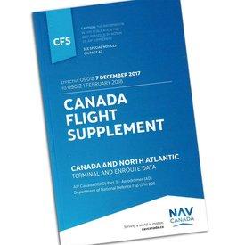 Nav Canada Canada Flight Supplement  (CFS)