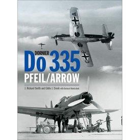 Classic Publications Dornier DO335 Pfeil / Arrow hardcover