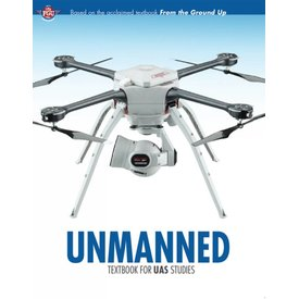 Aviation Publishers Unmanned: Textbook for UAS Studies SC