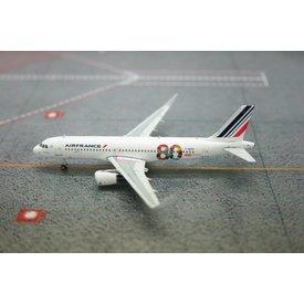Phoenix A320s Air France 80th F-Hepg1:400