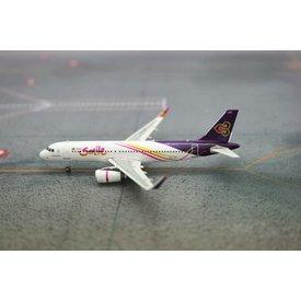 Phoenix A320S Thai Smile HS-TXG 1:400