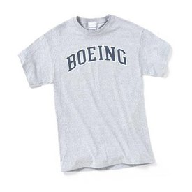 The Boeing Store Boeing Varsity T-Shirt