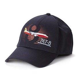 The Boeing Store CAP B747-8I GRAPHIC PROFILE
