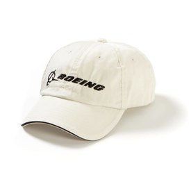 The Boeing Store Cap Boeing Chino Stone