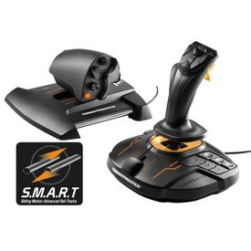 Thrustmaster T16000M FCS HOTAS Joystick and Throttle for PC (ENGLISH ONLY)