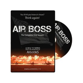 Topics Entertainment Air Boss: The Complete First Season DVD