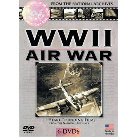 Topics Entertainment WWII Air War DVD 6-PACK