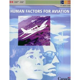 Transport Canada Human Factors for Aviation Combo (Basic, Advanced and Instructor)