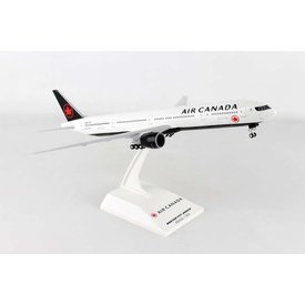 SkyMarks B777-300ER Air Canada new livery 2017 1:200 with gear + stand
