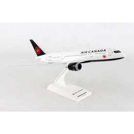 SkyMarks B787-8 Air Canada New Livery 2017 C-GHPQ 1:200 with stand (no gear)