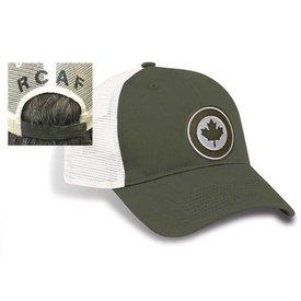 Labusch Skywear RCAF Vintage Tone on Tone Crested Cap
