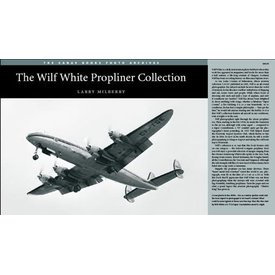 CANAV BOOKS Wilf White: Propliner Collection:CANAV Books SC