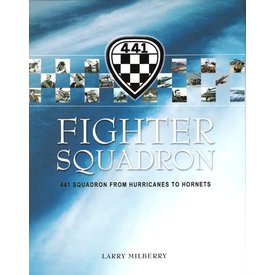 CANAV BOOKS Fighter Squadron:441 Squadron: Hurricanes to Hornets HC