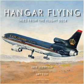 Coast Dog Press Hangar Flying: Tales from the Flight Deck softcover