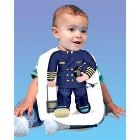 BIB AIRLINE PILOT