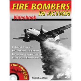 Specialty Press Fire Bomber In Action VideoBook softcover with DVDROM
