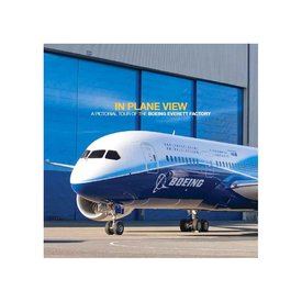 The Boeing Store In Plane View: A Pictorial Tour of the Boeing Everett Factory SC