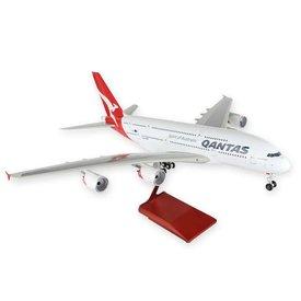 Skymarks Supreme A380-800 Qantas 1:100 Skymarks Supreme with stand & Gear