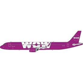 Phoenix A321neo WOW Air TF-SKY 1:400