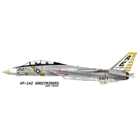 Calibre Wings F14A Tomcat VF142 Ghostriders CAG AE212 USS America 1976 1:72