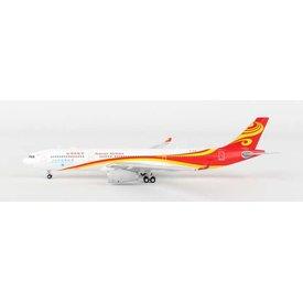 JCWINGS A330-300 Hainan China Britain First Flight B-8118 1:400**o/p**