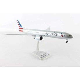 Hogan American 777-300 1/200 W/Gear REG#N725an W/Radome