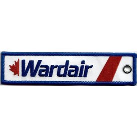 KEY CHAIN WARDAIR EMBROIDERED