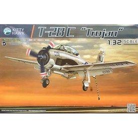 Kitty Hawk Models KITTY T28C TROJAN 1:32