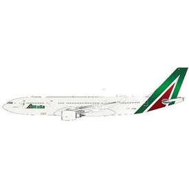 JCWINGS A330-200 Alitalia New livery 2015 1:200 with stand