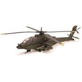 NewRay AH64 Apache US Army 1:55 Diecast Sky Pilot